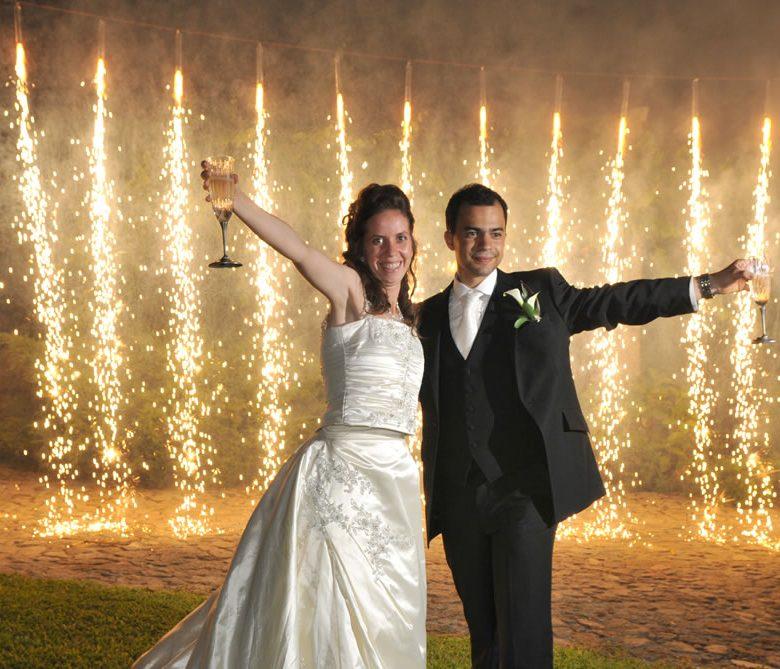 Festa de casamentos - Quinta Solar de Merufe