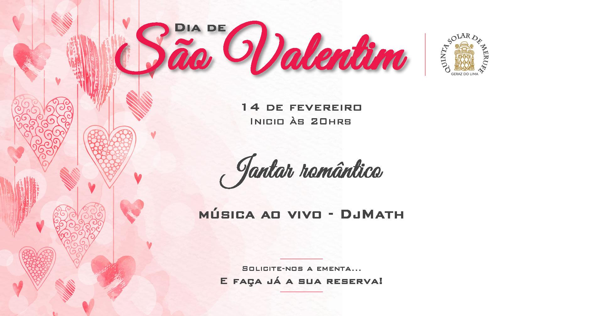 Dia de São Valentim 2019